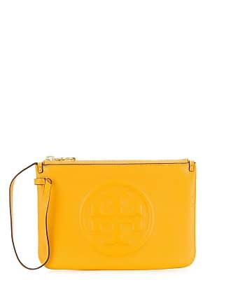 Tory Burch clutch bag - Amarelo