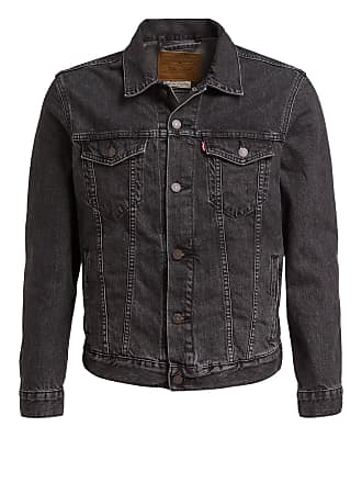 Clothes, Shoes & Accessories Jumpers & Cardigans Mens Levis Denim Trucker Biker Button Up Jacket Coat M Medium Keine Kostenlosen Kosten Zu Irgendeinem Preis