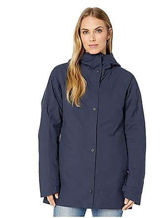 Fjällräven High Coast Eco-Shell Padded Parka (Night Sky) Womens Coat