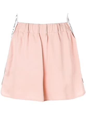 Forte Couture elasticated waistband shorts - Rosa