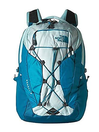 610ce3b9f The North Face Womens Borealis (Crystal Teal/Canal Blue) Backpack Bags