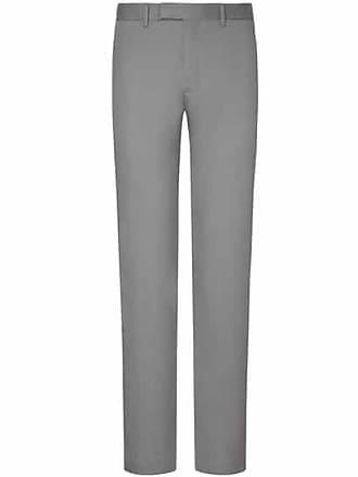 4f7dacab5d43f7 Polo Ralph Lauren Chino Stretch Slim Fit (Grau) - Herren (30 32