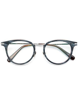 Brioni Óculos redondo - Cinza