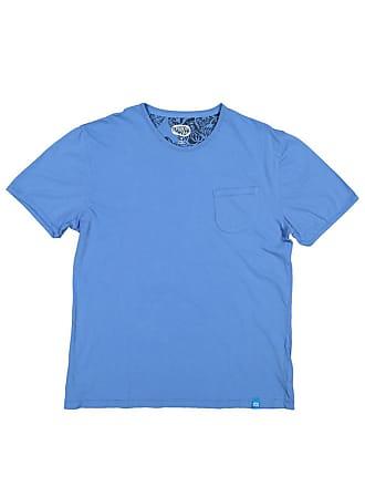 Panareha MARGARITA pocket t-shirt blue