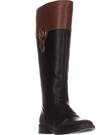 3e1bda196 Tommy Hilfiger Womens lila 2 Closed Toe Knee High Fashion Boots