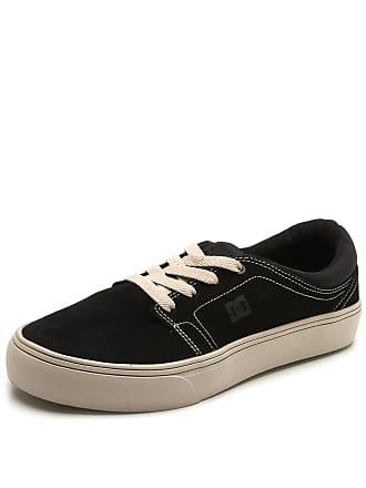 DC Tênis DC Shoes Trase Se Imp Preto 054d8724f1801