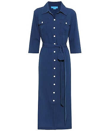 Mih Jeans Elise cotton shirt dress