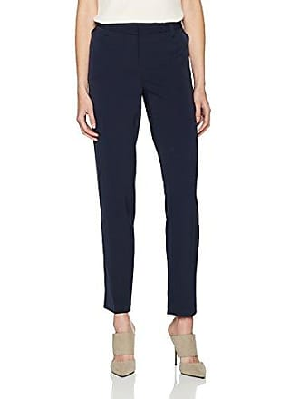 Jones New York Womens High Break Trouser, Navy, 4