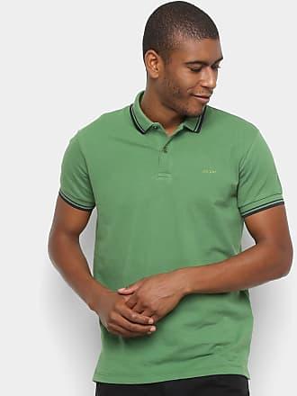4801323371 Colcci Camisa Polo Colcci Básica Masculina - Masculino