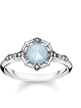 Thomas Sabo Thomas Sabo ring blue D_TR0043-902-31-48