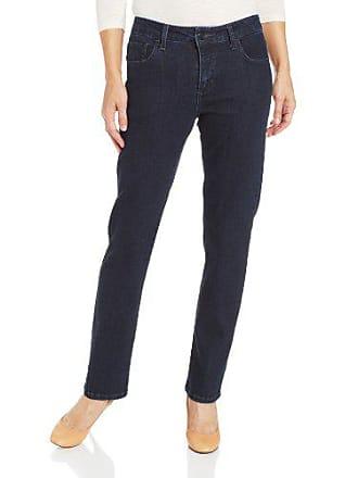 Lee Womens Petite Classic-fit Monroe Straight-Leg Jean, Horizon, 18