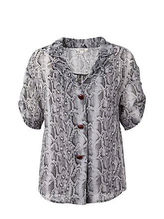 J.ING Snakeskin Shirt