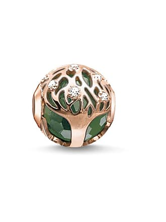 Thomas Sabo Thomas Sabo Bead green tree green K0168-842-6