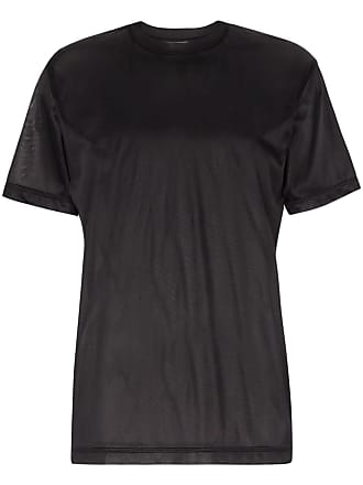 Eytys Smith Nylon T-Shirt - Preto