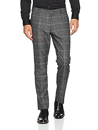 2c2137c337 Selected Shdone-mylodrake2 Grey Check Trouser STS
