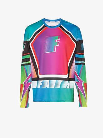 Faith Connexion race print sweatshirt