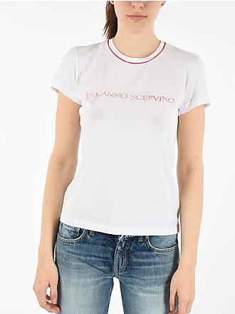 Ermanno Scervino Printed Logo T-shirt size 38