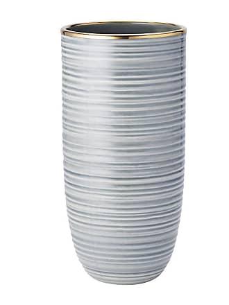 Aerin Calinda Tall Vase - Shadow