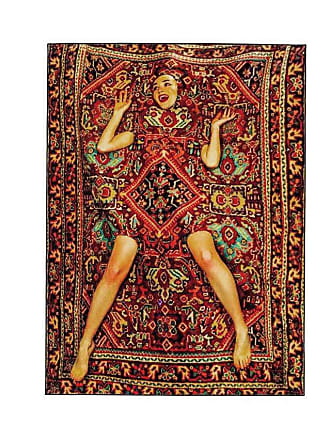 Seletti Toilet Paper Lady on Carpet Tappeto
