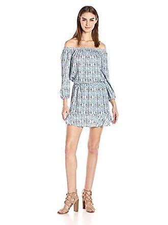 Joie Womens Sarnie Dress, Copen Blue M