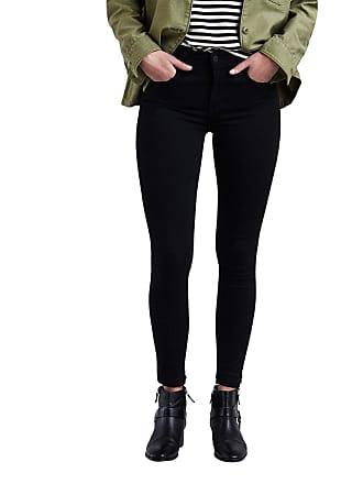 1d444012c Levi s Calça Jeans Levis Feminina 720 High Rise Super Skinny Preta
