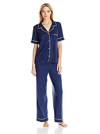 Eberjey Womens Gisele Two-Piece Short Sleeve   Pant Pajama Sleepwear Set e55365221