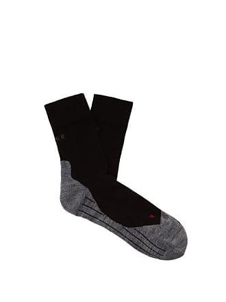 Falke Ru4 Running Socks - Mens - Black