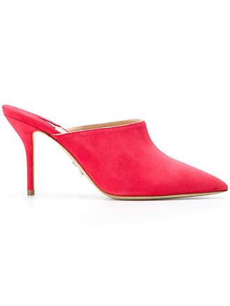 PAUL ANDREW Sapato mule - Vermelho