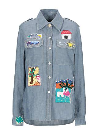 6c46e9f8a6aaaf Camicie Jeans Donna: Acquista 257 Marche fino a −63% | Stylight