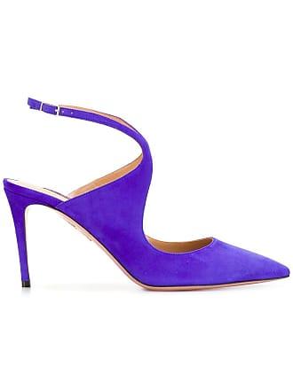 Aquazzura Sapato Talana - Azul