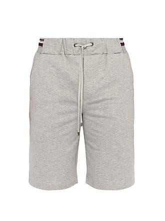 Zimmerli Stretch Jersey Shorts - Mens - Light Grey