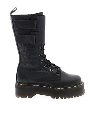 Dr. Martens Black Jagger military boots