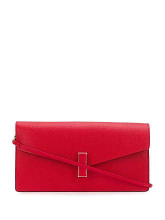 Valextra Clutch envelope - Vermelho