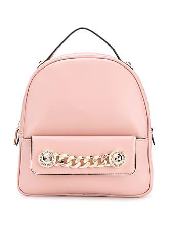 Versace Jeans Couture Mochila com aplicações - Rosa