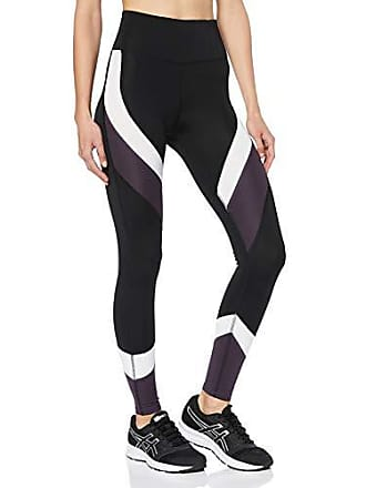 1cfab2c53c Aurique Bal1043 Leggins Sportivi Donna, Nero (Black/White/Nightshade), 46