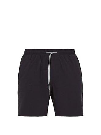 Falke Drawstring Waist Shorts - Mens - Black