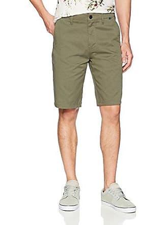 Hurley Mens Icon Chino Regular Fit 21 Shorts, Twilight Marsh, 33