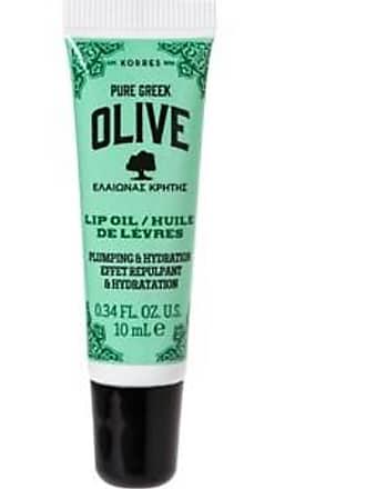Korres Lippenpflege Pure Greek Olive Plumping & Hydration Lip Oil 10 ml