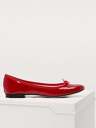 Repetto Cinderella patent leather ballet pumps