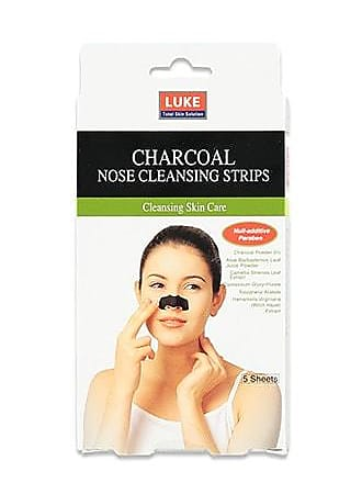 Forever 21 Forever 21 Charcoal Nose Cleansing Strips Black