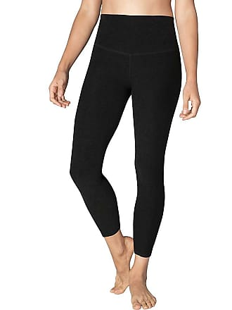 2a99c779e2 Beyond Yoga Womens Spacedye High Waisted Midi Legging - Medium - Darkest  Night