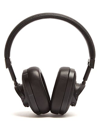 Master & Dynamic Mw60 Leather On Ear Wireless Headphones - Mens - Black