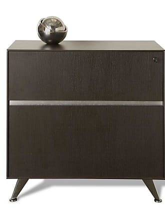Unique Furniture 300 Collection Lateral File Cabinet - Espresso - 340-ESP