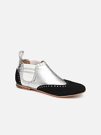 eb94c4812881d4 Melvin   Hamilton Sonia 3 - Stiefeletten   Boots für Damen   silber