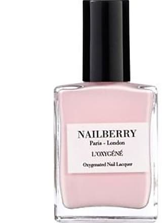 Nailberry Nails Nail Lacquer Peonies Collection LOxygéné Oxygenated Nail Lacquer Bright White 15 ml