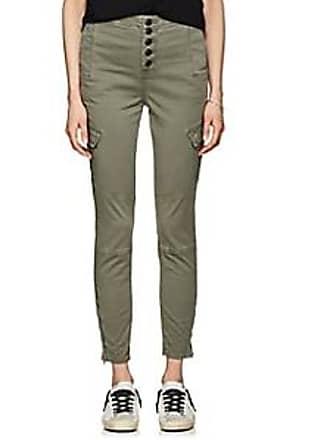 c7a962a3df7 J Brand Womens Brigette Sky High Utility Cargo Jeans - Lt. Green Size 22