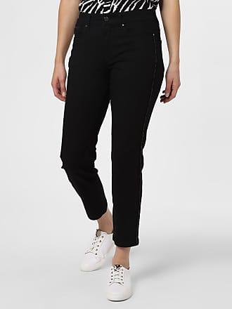 MAC Damen Jeans - Dream Slim schwarz