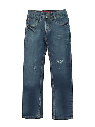 Fatal Surf Calça Jeans Fatal Menino Lisa Azul