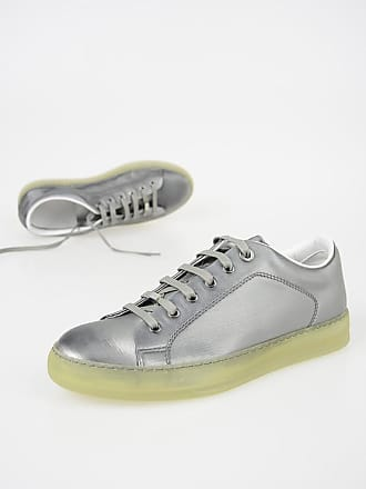 Lanvin Metallic Leather Sneakers size 6