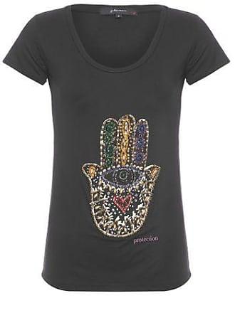 J. Chermann Camiseta Mão J. Chermann - Preto